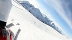 camera on skis